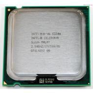 Intel Celeron Dual Core E3300 2.5GHz tálcás (AT80571RG0601ML)  - használt