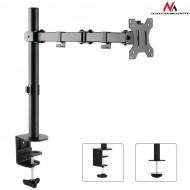 Maclean MC-753 Monitor desk braket 13-32'' 8kg vesa 75x75, 100x100 duble arm MC-753