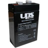 UPS 6V 2,8 Ah