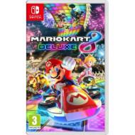 Nintendo SWITCH Mario Kart 8 Deluxe játékszoftver (NSS430)