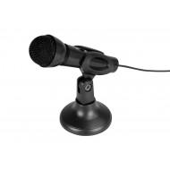 MEDIA-TECH Mikrofon MICCO SFX, Asztali MT393