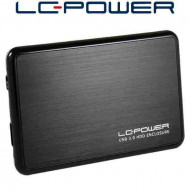 "LC Power LC-25BUB3 2.5"" Black SATAII USB 3.0"
