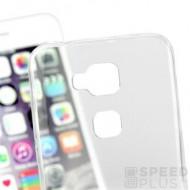 Ultra Slim LG X Style Ultra Slim 0.3 mm szilikon hátlap tok, átlátszó