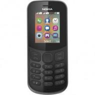 Nokia Nokia 130 (2017), Dual SIM, fekete A00028518