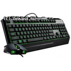 Cooler Master Devastator 3 Black HU 7 Color LED