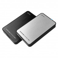 "SHARKOON QuickStore Portable 2.5"" SATA HDD - USB Black"