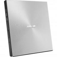 External DRW Asus SDRW-08U9M-U, USB Type-C and Type-A, Ultra-Slim, Silver SDRW-08U9M-U/SIL/G/A