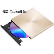 ASUS ODD DVD ÍRÓ külső (ZenDrive) SDRW-08U9M-U arany USB Ultra Slim SDRW-08U9M-U/GOLD/G/AS