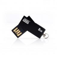 GOODRAM 8GB USB2.0 UCU2 Fekete (UCU2-0080K0R11) Flash Drive UCU2-0080K0R11