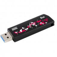 GOODRAM 8GB USB3.0 UCL3 Fekete (UCL3-0080K0R11) Flash Drive UCL3-0080K0R11