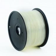 Filament Gembird ABS Transparent   1,75mm   1kg 3DP-ABS1.75-01-TR
