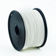 Filament Gembird ABS White   1,75mm   1kg 3DP-ABS1.75-01-W