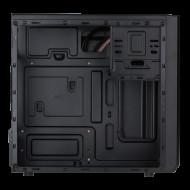 AKYGA Ház AK17BK Micro ATX Fekete AK17BK