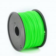 Filament Gembird ABS Green   1,75mm   1kg 3DP-ABS1.75-01-G