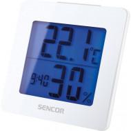 Sencor  SWS 1500 W fehér időjárás állomás SWS 1500 W