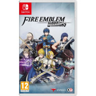 Nintendo SWITCH Fire Emblem Warriors játékszoftver