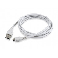 Gembird micro USB kábel 2.0 AM-MBM5P, 1.8m CCP-mUSB2-AMBM-6-W