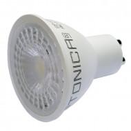 OPTONICA LED Spot izzó, GU10, 5W, SMD, semleges fehér fény, 480 Lm