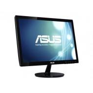"""ASUS 18.5"""" VS197DE LED 18.5"""".1366x768.50000000:1.200cd/m2.5ms.Black.LED.D-Sub.18.5"""".16:9"""