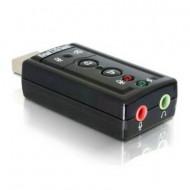 Delock 7.1 USB hangkártya 61645