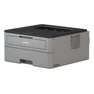 BROTHER Lézernyomtató HL-L2372DN, A4, mono, 34 lap/perc, LAN/USB, duplex, 1200x1200dpi, 64MB HLL2372DNYJ1