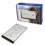 "LOGILINK Drive kit USB 2,5"" SATA USB 2.0 LogiLink UA0041A"