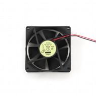Gembird ventilátor ATX PC házhoz, 80x80mm FANPS