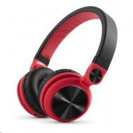 Energy Sistem EN 424597 Headphones DJ2 fekete-piros fejhallgató EN 424597
