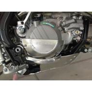 Alumínium oldaldekni védő KTM EXC / XC / Husqvarna TE 2017 - 2018 2 strokes