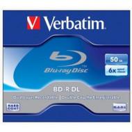 Disk BD-R TDK 4x Blu-ray nyomtatható 25GB 25db/csomag