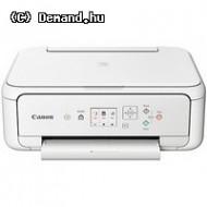 Canon TS5151 PIXMA wireless tintasugaras nyomtató/másoló/síkágyas scanner White 2228C026