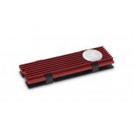 SSD hűtő EK Water Blocks EK-M.2 NVMe hűtőborda Piros 3830046991751