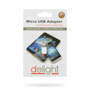 iPhone Lightning-MicroUSB Ad /55448 55448
