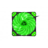 Genesis Fan CPU HYDRION 120 GREEN, LED, 120MM NGF-1168