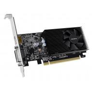Gigabyte GeForce GT 1030, 2GB,  DDR4 64bit GV-N1030D4-2GL