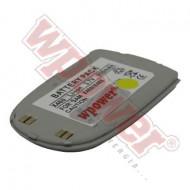 WPOWER Samsung SGH X460 mobil telefon akku 800mAh MTSA0042-800-LI