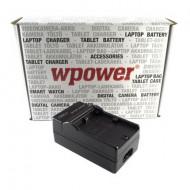 WPOWER Canon LP-E6 akkumulátor töltő PBCCA0016
