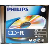 CD lemez Philips 80' R nyomtatható