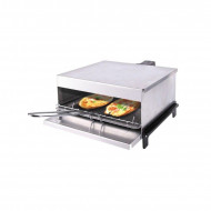Crown CEPG800 parti grill / retro melegszendvics sütő