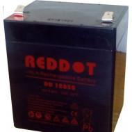 REDDOT AGM akkumulátor szünetmentes tápegységekhez /AQDD12/5.0_T2/