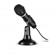 Speedlink SL-800002-BK CAPO USB Desk & Hand Mikrofon, fekete SL-800002-BK
