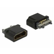 Delock HDMI-A anya csatlakozó 65885