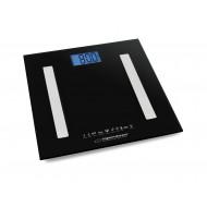 ESPERANZA B.FIT 8 in1 Bluetooth fürdoszoba mérleg fekete EBS016K