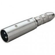 Valueline 3p XLR male - 6.3mm male