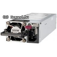 HPE Tápegység 500W FS Platinum Hot-Plug Low Halogen Power Supply Kit 865408-B21