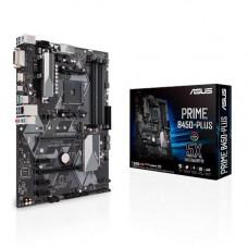 ASUS Alaplap AM4 PRIME B450-PLUS AMD B450, ATX PRIME B450-PLUS