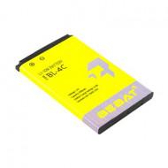 WPOWER Nokia BL-4C akkumulátor 890mAh, utángyártott MTNK0022-890-LI-BE