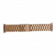 Apple watch fém óraszíj, 42 mm, RoseGold CEL-STRAP-METAL-RGD