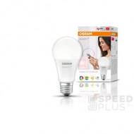 OSRAM SMART CLAS A 60 E27 RGBW LED Izzó 4058075816558