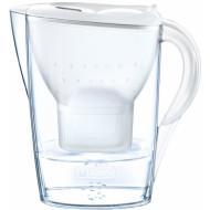 Brita Marella Cool 2.4 literes Maxtra fehér vízszűrő kancsó BRH1025951